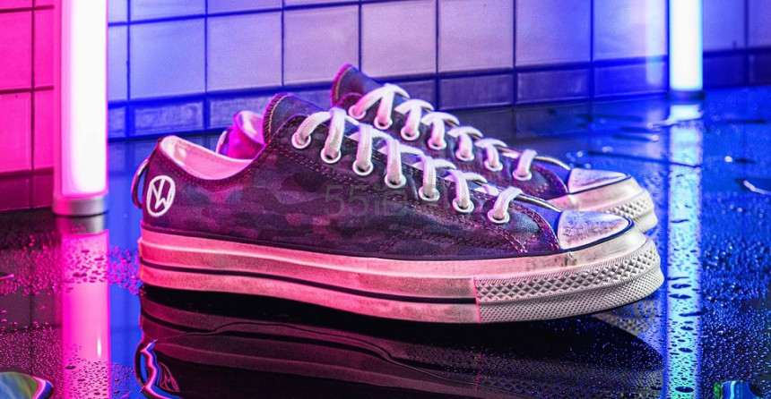Converse x Undercover Chuck 70 联名帆布脏脏鞋 低帮0/高帮0 - 海淘优惠海淘折扣|55海淘网