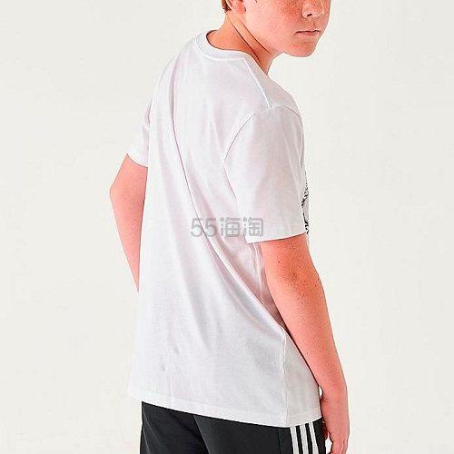 adidas 阿迪 Bring The Noise 童款运动T恤 (约70元) - 海淘优惠海淘折扣|55海淘网
