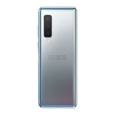 【返利0.72%】预约!SAMSUNG 三星 Galaxy Fold 折叠屏 夜雾银 12GB+512GB 15999元 - 海淘优惠海淘折扣|55海淘网