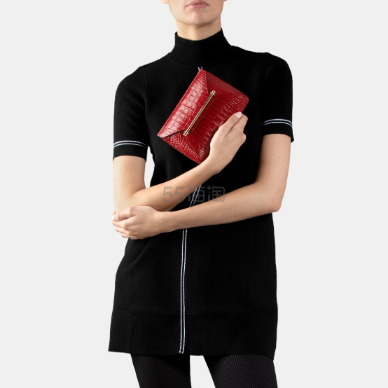 Strathberry Envelope Pouch 新款单肩包钱包 £225(约2,047元) - 海淘优惠海淘折扣 55海淘网