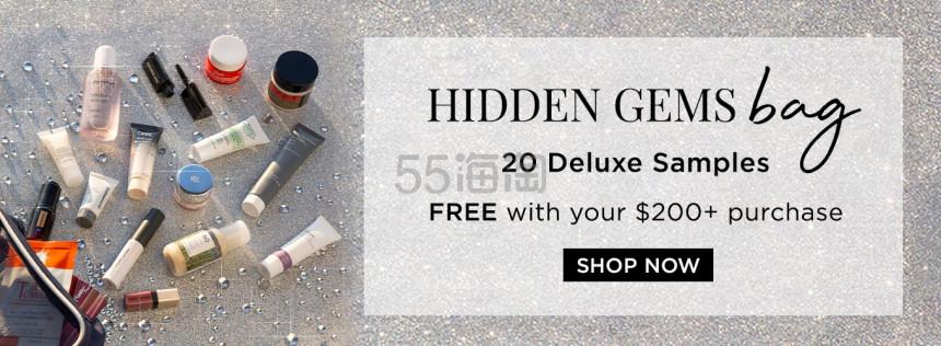 【限时免费速日达】Bluemercury : 雅诗兰黛 全线 满送智妍套组 可叠大礼包和新用户9折 - 海淘优惠海淘折扣|55海淘网