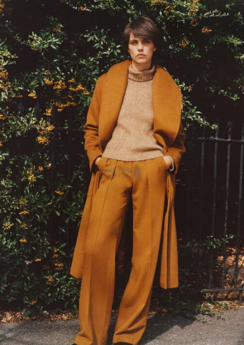 MAX MARA Gufo 女款棕色大衣 €1,758(约13,684元) - 海淘优惠海淘折扣|55海淘网