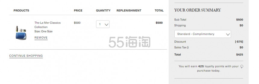 新人满减还在+少量补货!La Mer 海蓝之谜 经典3件护肤礼包 5(约2,957元) - 海淘优惠海淘折扣|55海淘网