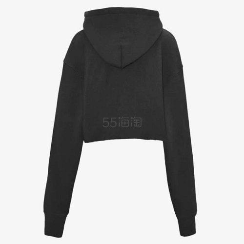 【断码福利】Champion 冠军 女子短款卫衣 .99(约209元) - 海淘优惠海淘折扣|55海淘网