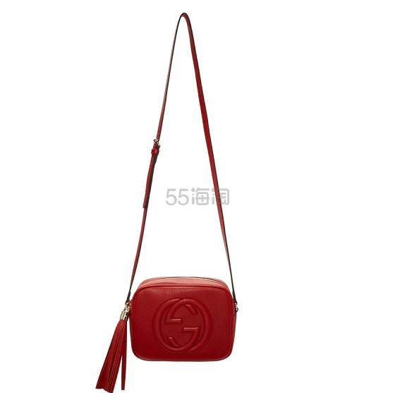 GUCCI Soho Disco 纹理皮革单肩包 5(约6,852元) - 海淘优惠海淘折扣|55海淘网