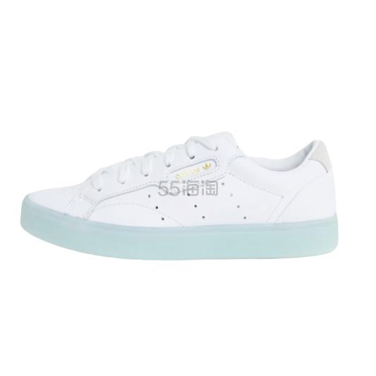 【杨幂同款】Adidas Sleek 薄荷绿鞋底运动鞋 ¥304.05 - 海淘优惠海淘折扣|55海淘网