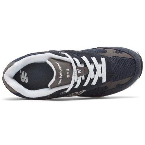 New Balance 新百伦 993v1 大童款 复古运动鞋