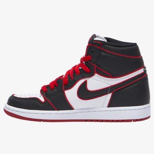 【新款】 Air Jordan Retro 1 Hi OG 男子篮球鞋 黑红 红外线 0(约1,112元) - 海淘优惠海淘折扣|55海淘网