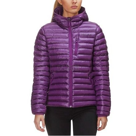 剩XS码~Marmot 土拨鼠 Avant Featherless 女款连帽保暖棉服 .99(约696元) - 海淘优惠海淘折扣|55海淘网