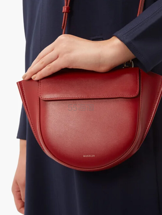 WANDLER Hortensia 红色包包 €268(约2,097元) - 海淘优惠海淘折扣|55海淘网