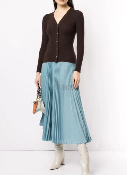 TOMORROWLAND 罗纹羊毛针织开衫 ¥798.7 - 海淘优惠海淘折扣|55海淘网