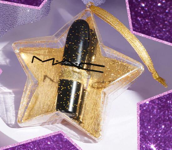 【圣诞特卖第1弹】MAC 魅可官网:任意正装子弹头口红 特价 + 送星星装饰盒 - 海淘优惠海淘折扣|55海淘网