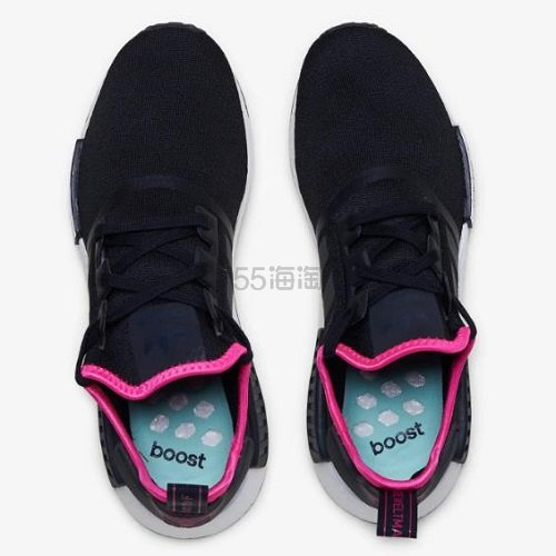 adidas Originals 三叶草 NMD R1 男子跑鞋 .95(约348元) - 海淘优惠海淘折扣|55海淘网