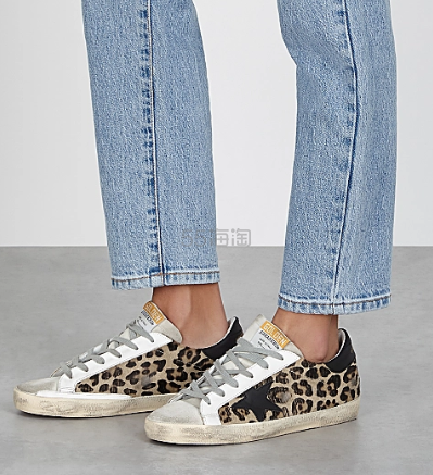 Golden Goose 新款豹纹小脏鞋 0(约3,045元) - 海淘优惠海淘折扣|55海淘网