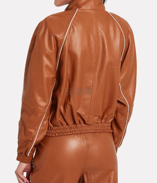 GESTUZ 复古立领皮夹克外套 9(约1,932元) - 海淘优惠海淘折扣|55海淘网