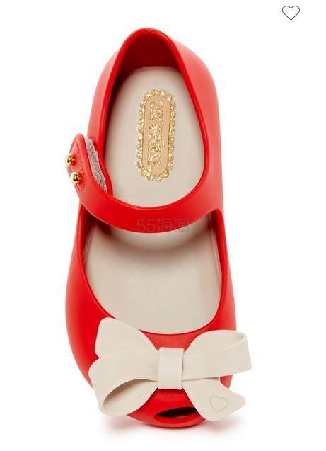 Mini Melissa Ultragirl 女童款果冻鞋 .73(约172元) - 海淘优惠海淘折扣|55海淘网
