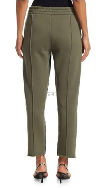 alexanderwang.t Sweatpant & Denim 拼接长裤 .5(约612元) - 海淘优惠海淘折扣|55海淘网