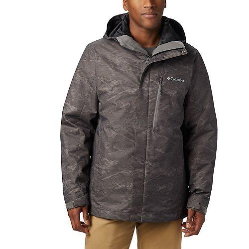 多色码全~Columbia 哥伦比亚 Whirlibird IV 男士三合一冲锋衣 8.99(约889元) - 海淘优惠海淘折扣|55海淘网