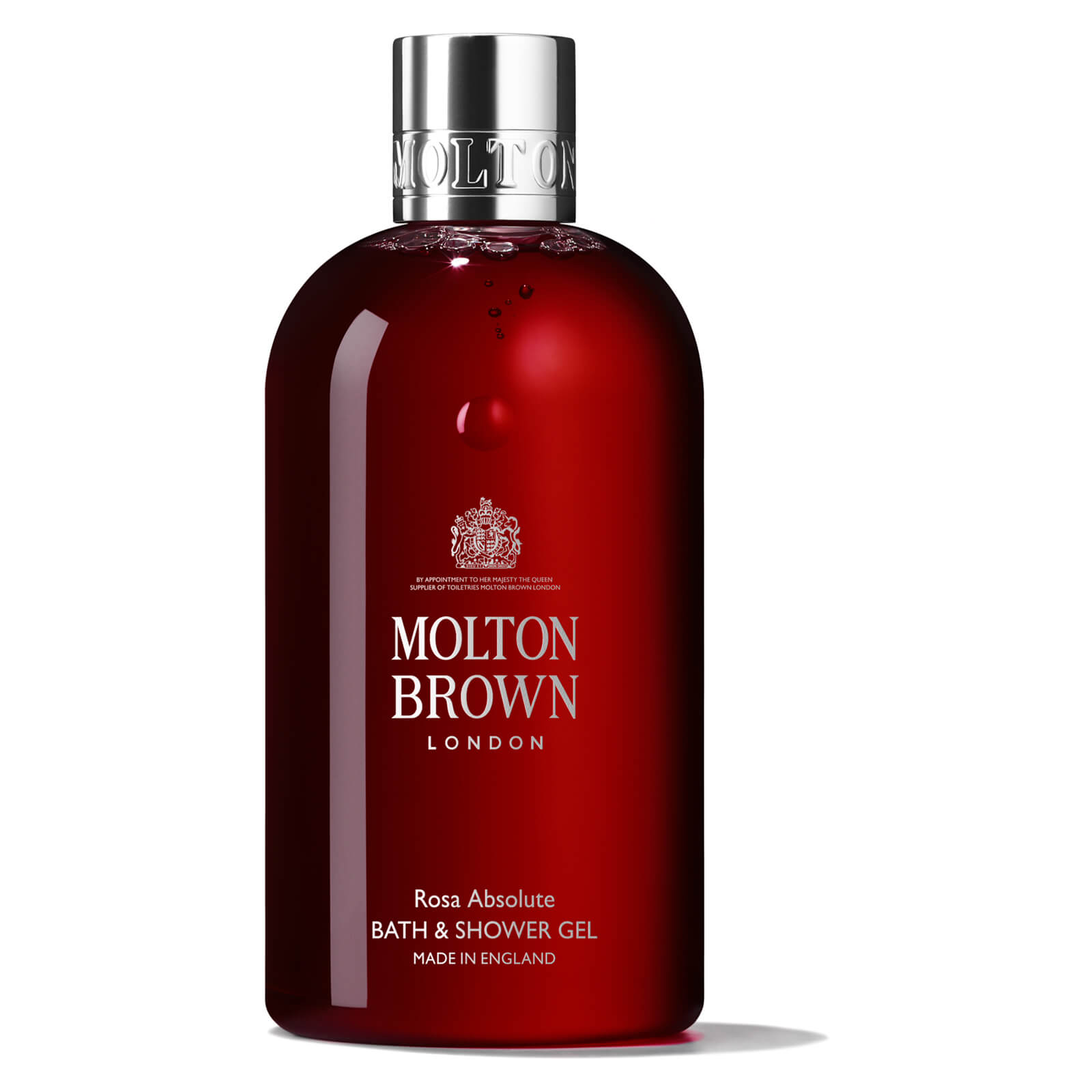 Molton Brown 摩顿布朗 Rosa Absolute 玫瑰沐浴露 300ml