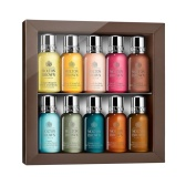 满£80减£20!Molton Brown 摩顿布朗 迷你沐浴露礼盒 30ml×10