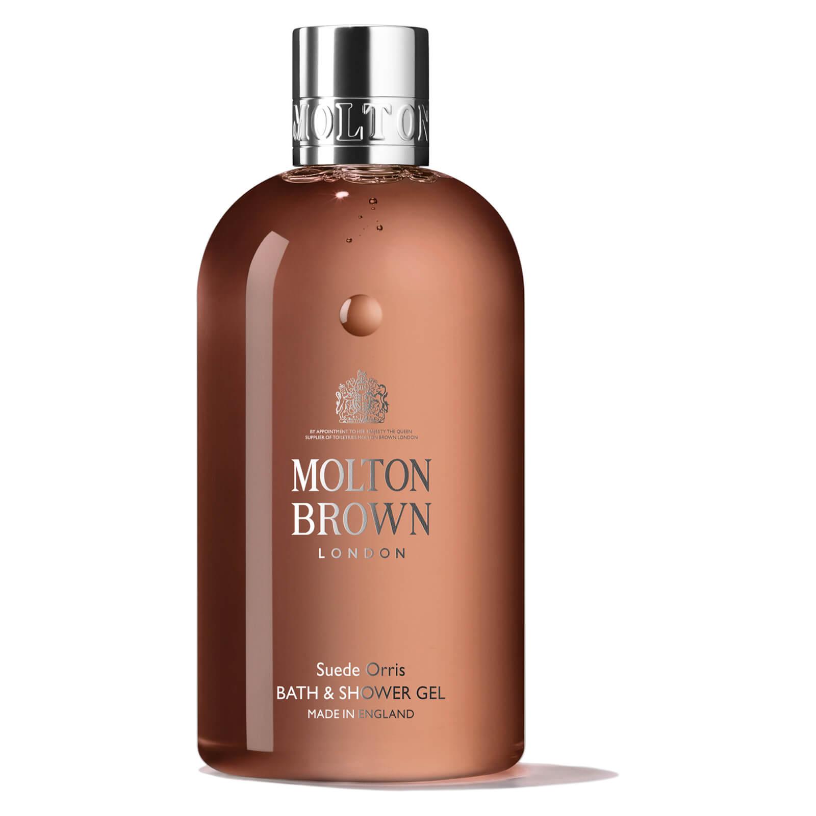 Molton Brown 摩顿布朗 Suede Orris 麂绒鸢尾草沐浴露 300ml