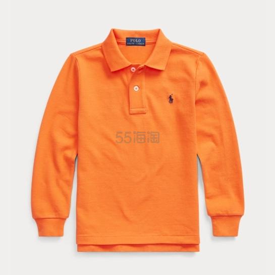 Ralph Lauren 拉夫劳伦 Cotton Mesh 2-7岁男童Polo衫 .99(约138元) - 海淘优惠海淘折扣|55海淘网
