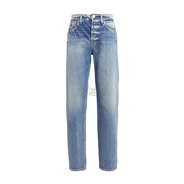 TRAVE 经典复古直筒牛仔裤 9(约1,093元) - 海淘优惠海淘折扣|55海淘网