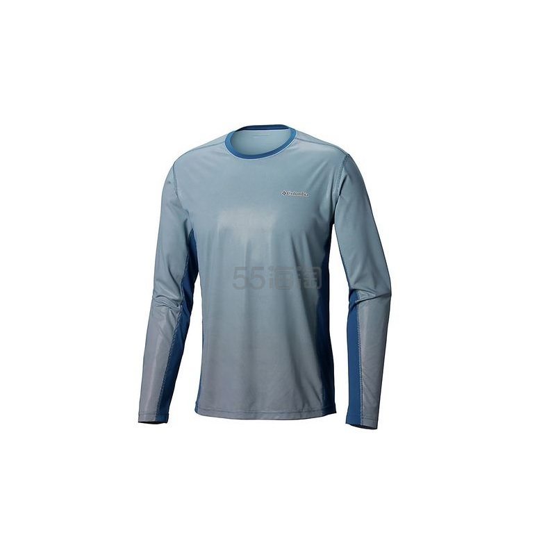 Columbia 哥伦比亚 Solar Chill 2.0 男款防晒速干长袖T恤