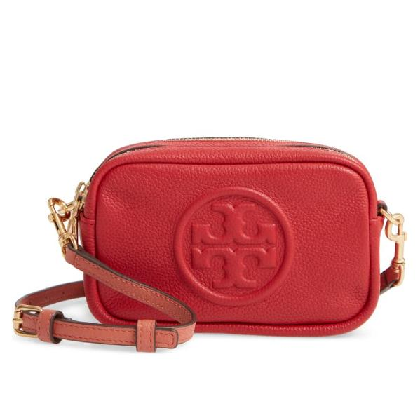 TORY BURCH Perry 红色斜挎包