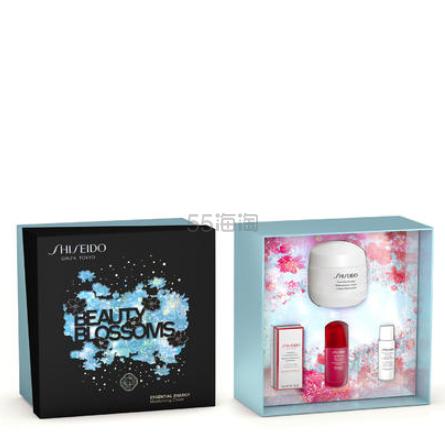6.5折+满£88减£8!Shiseido 资生堂 活肤美肌礼品套装 £38.35(约346元) - 海淘优惠海淘折扣|55海淘网