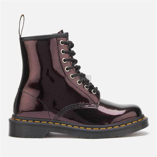 【码全 一双免邮】Dr. Martens 1460 Iridescent 马丁靴 ¥865.33 - 海淘优惠海淘折扣|55海淘网