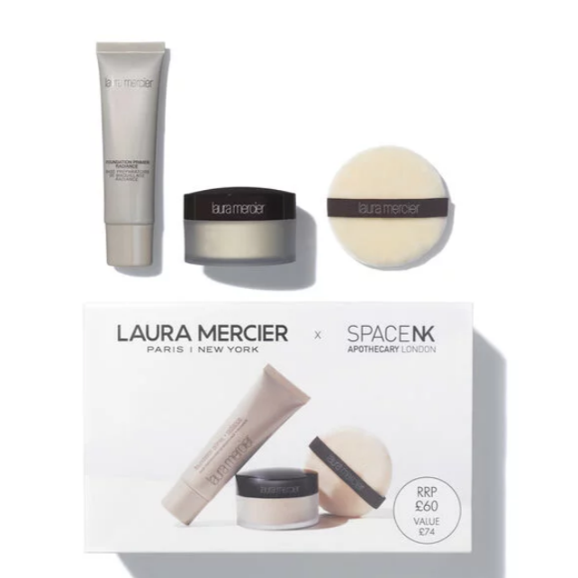 Laura Mercier x Space NK 合作限定礼盒