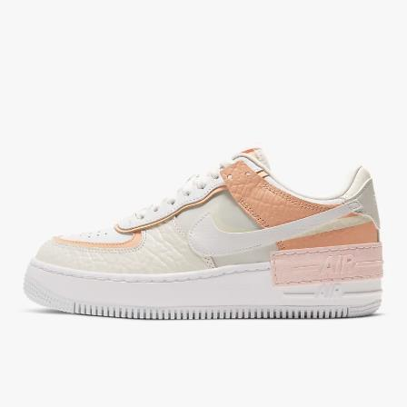 【补码】Nike Air Force 1 Shadow 女子板鞋 拼接