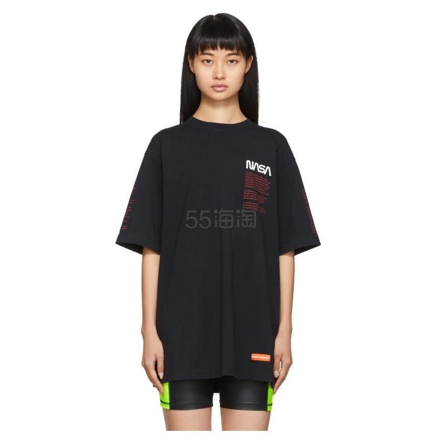 HERON PRESTON 黑色短袖 2(约695元) - 海淘优惠海淘折扣|55海淘网