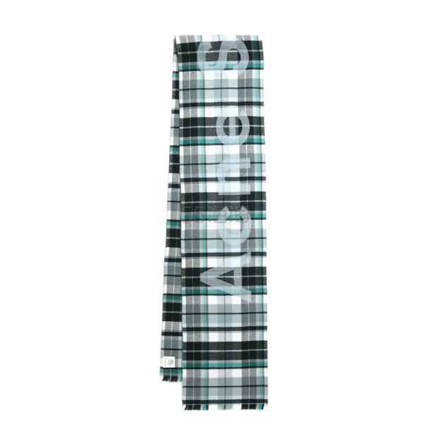 【额外满¥8000-¥1200】Acne Studios Logo 羊毛嵌花格纹围巾 ¥1,380 - 海淘优惠海淘折扣|55海淘网
