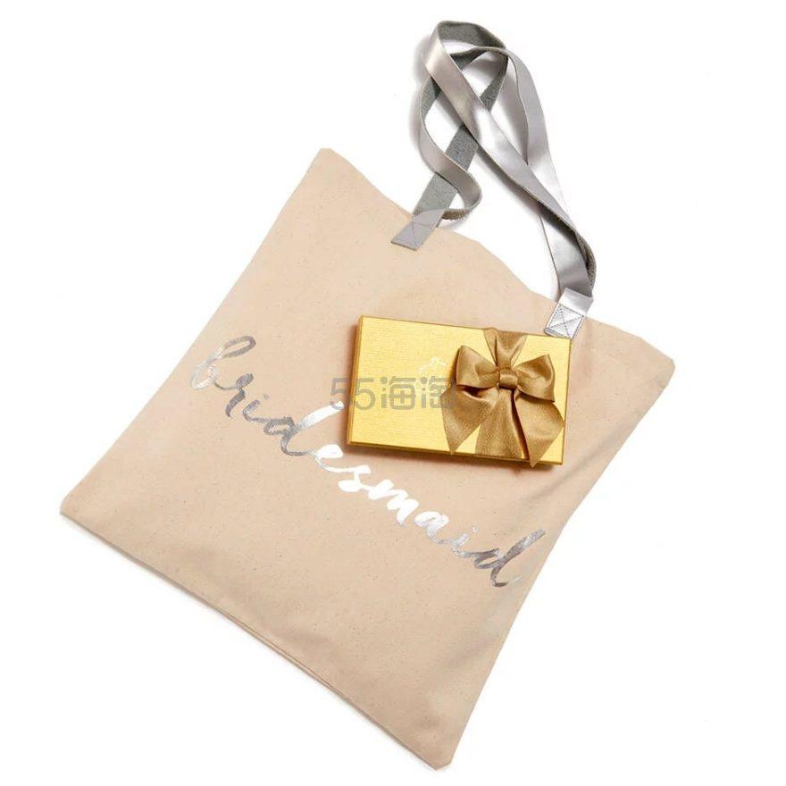 Godiva 歌帝梵 巧克力金装礼盒+伴娘手提袋 8颗 .46(约255元) - 海淘优惠海淘折扣|55海淘网