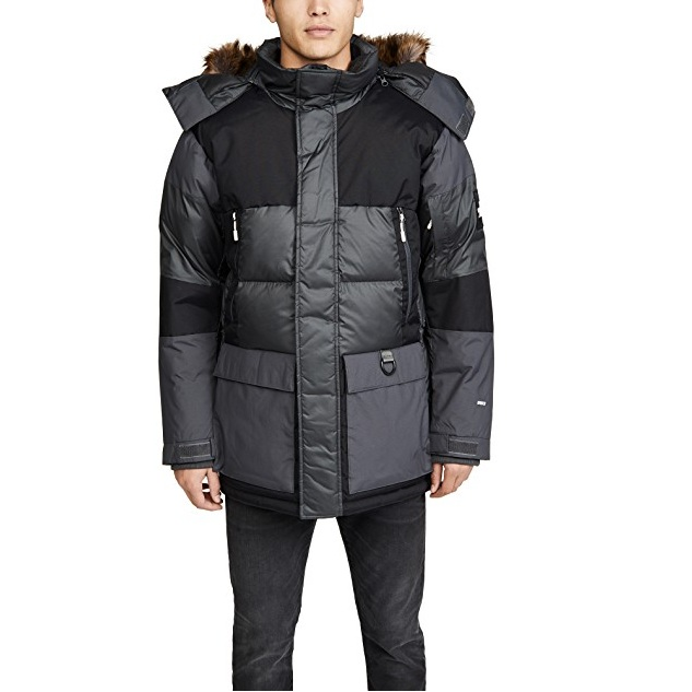 The North Face 北面 V-Stok 派克大衣