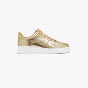 Nike Air Force 1 金色 SP 低帮运动鞋