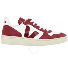 【55专享】Veja 男士勃艮第酒红色运动鞋