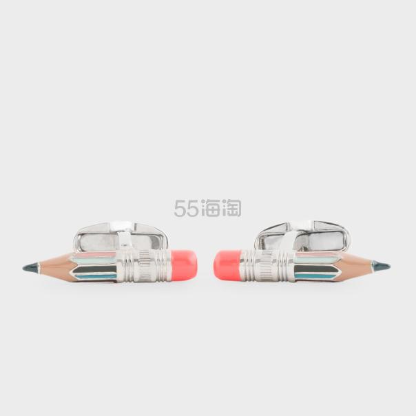 Paul Smith 官网 Multi-Coloured Pencil Cufflinks 彩色铅笔袖口