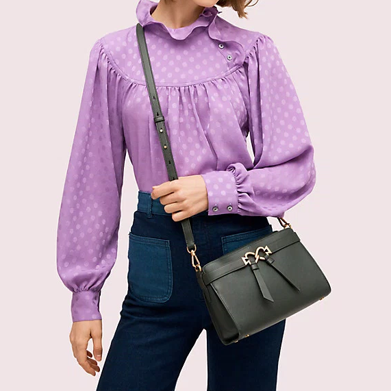 kate spade 官网 toujours medium crossbody 中号斜挎包