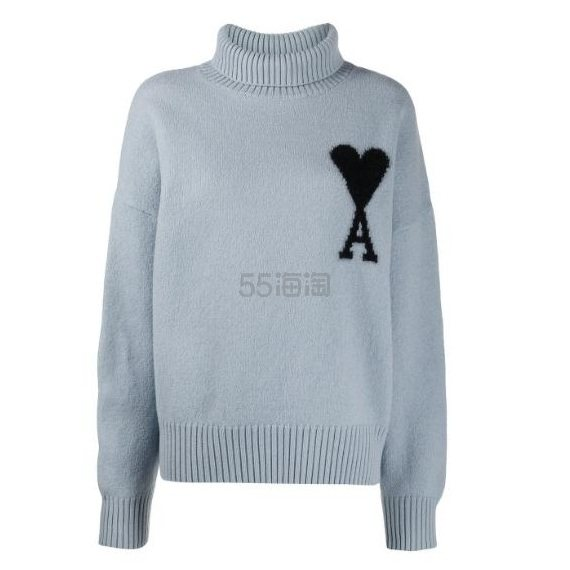 AMI PARIS AMI de Coeur 毛衣 ¥3,240 - 海淘优惠海淘折扣|55海淘网