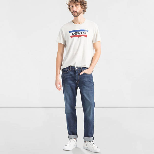 Levi's 李维斯官网 541 男士直筒牛仔裤