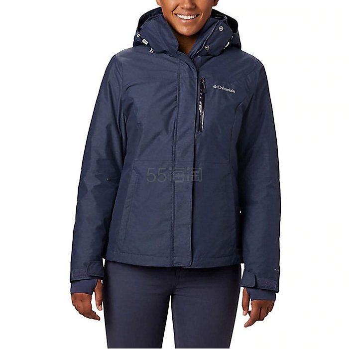 额外8.5折!Columbia 哥伦比亚 Alpine Action Omni-Heat 女款外套 .9(约577元) - 海淘优惠海淘折扣|55海淘网