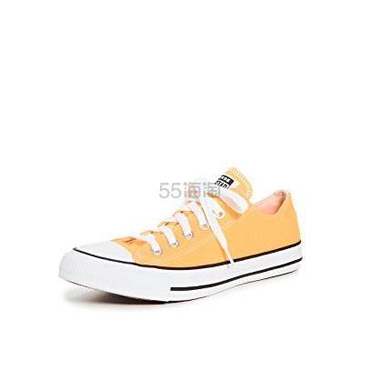 Converse Chuck Taylor All Star 黄色帆布鞋 (约374元) - 海淘优惠海淘折扣|55海淘网