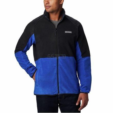 Columbia 哥伦比亚 Basin Trail 男款抓绒全拉链外套 .99(约170元) - 海淘优惠海淘折扣|55海淘网