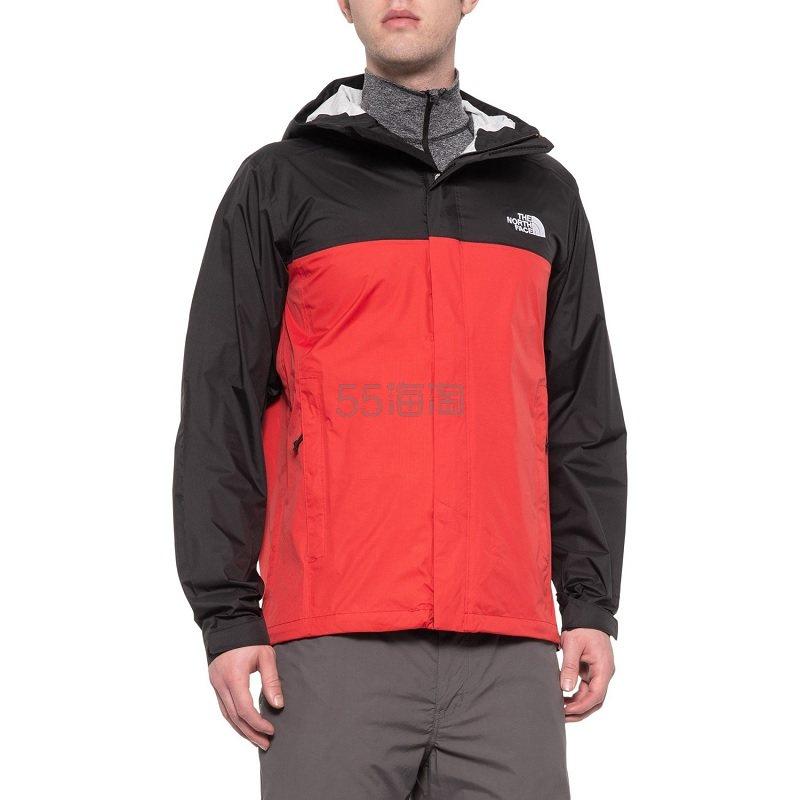 The North Face 北面 Venture 2 男士轻量冲锋衣 .99(约407元) - 海淘优惠海淘折扣|55海淘网