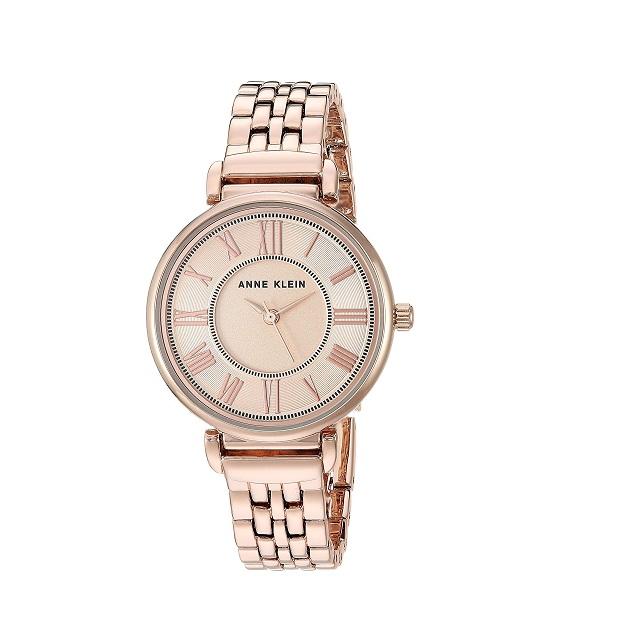 新低!Anne Klein 安妮克莱因 女式 AK/2159svsv 手表