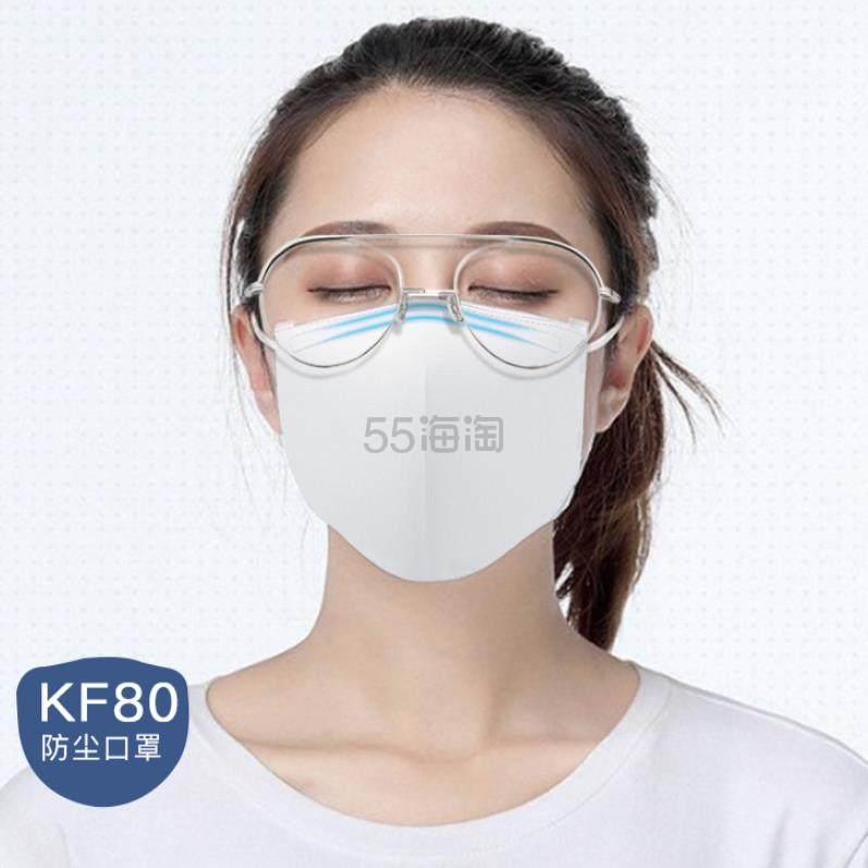 【返利14.4%】日本 IRIS 爱丽思 防尘口罩 到手价14.9元 - 海淘优惠海淘折扣 55海淘网