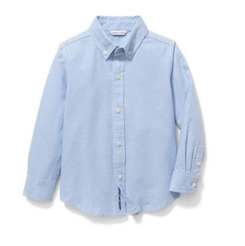 Janie and Jack OXFORD SHIRT 童款衬衫